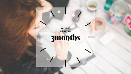 新卒海外就職3ヶ月!非日常が日常になって思うこと。