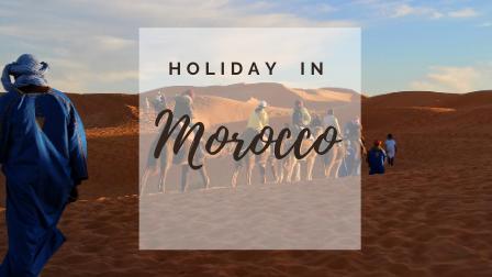 アフリカで留学?!モロッコ留学生の暮らし。週末編