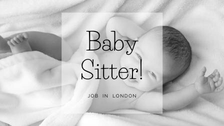 【イギリスYMS】ロンドンで稼ぐ。アルバイトは高時給ベビーシッターがおすすめ!