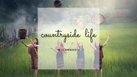 """カンボジアの田舎暮らしで気づいた、""""何もない""""場所でも幸せ&豊かに生きる秘訣"""