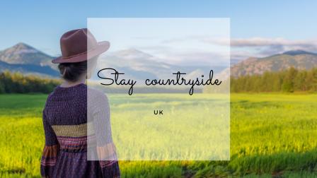 【無料】イギリス田舎町、上流家庭に泊まってみたら