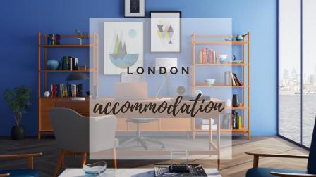 【イギリスYMS】ロンドンに暮らす。寮生活と家探しのこと
