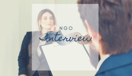 【日系NGO】現地採用/駐在枠の面接で必ず聞かれた質問と対策。